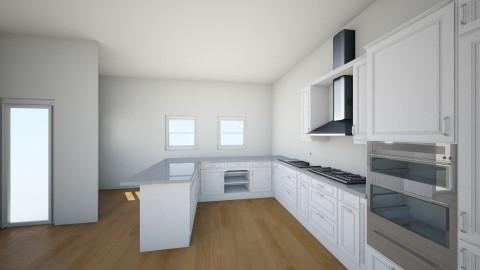cocina1 - Minimal - Kids room  - by alfa23