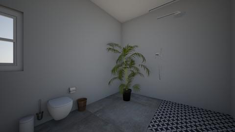 Project 4 Part III - Bathroom  - by Mpumie