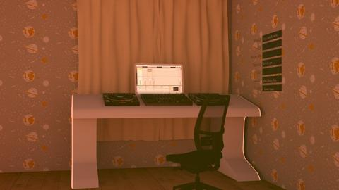 Gaming room - Office  - by Nantha