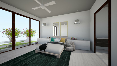 MasterBedroom - Bedroom - by emilyyyyjohnson