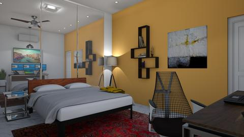 My Room - Bedroom - by shubhamyaduvansi