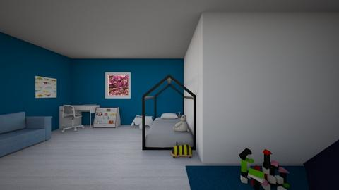 contest_ calming kids  - Kids room  - by Noa Jones