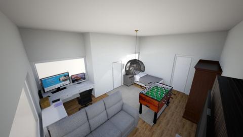 Habitacion - Bedroom  - by Adpicre07