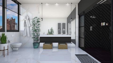Rio06091 - Bathroom  - by diegobbf
