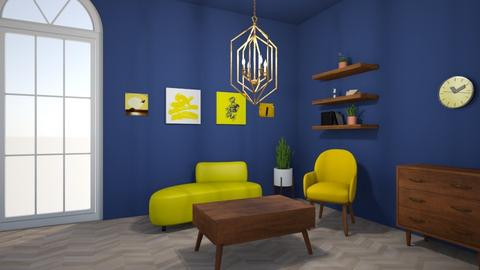 small living area - Living room  - by suu