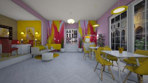O Keeffe Restaurant - by Themis Aline Calcavecchia