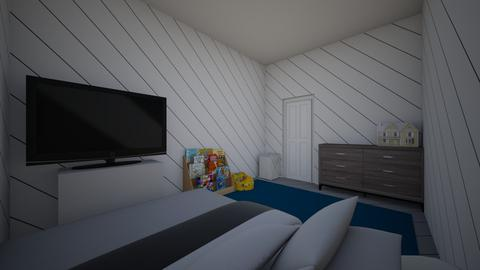Kids Room  - Minimal - Kids room  - by Kaylee4321
