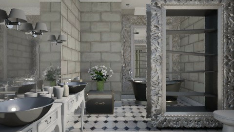 Class - Classic - Bathroom  - by wagner herbst padilha