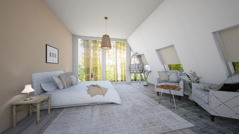 dream bedroom - Bedroom  - by Amy Robberts