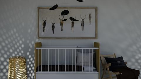 sleep tight - Kids room  - by C O Z Z A B