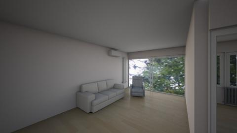 SOFA I FOTELJA - Living room  - by sinemarb