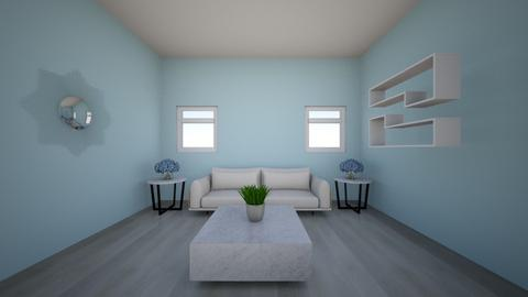 Chua_ColorExample - Living room  - by alisonchihuahua