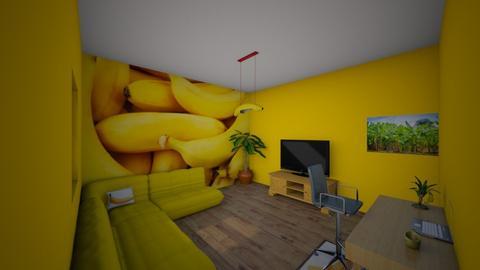 banana house - by Jadenarnold