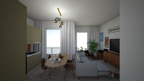90 - Living room  - by TDB Nieruchomosci