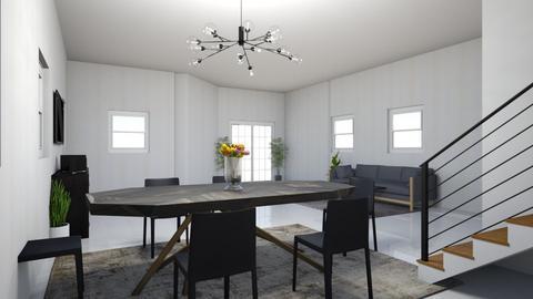 Living room unfinished - Modern - Living room  - by Just_a_interior_designer_23