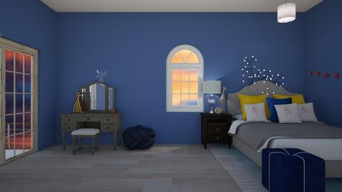 Fairytale bedroom Contest - Kids room  - by Itsavannah