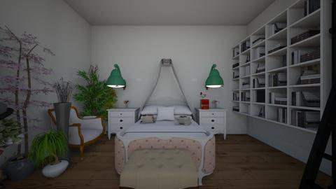 Room Dream - Bedroom  - by Art_School