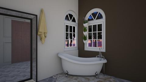 French Bathroom  - Classic - Bathroom  - by RGOSCH8