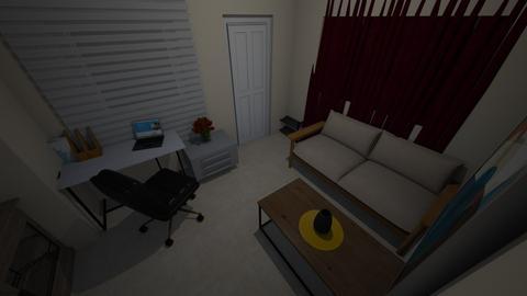ma fuckin room - Office  - by abdelraheem1million