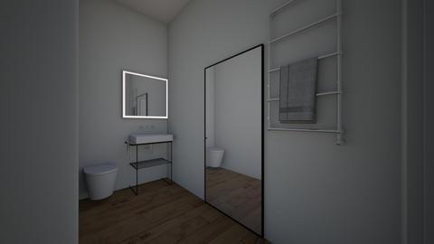 Rose Field Avenue bathroo - Bathroom  - by poppyashworth