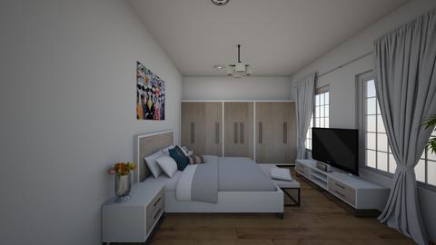 Menaggio lt2 - Living room - by fayerith