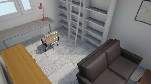 HDB 06 43 Option 3 - Retro - Bedroom  - by sfabug