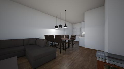 schurinkstraat  - Living room  - by bernicekikkert