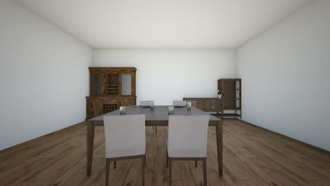 merlins room 2 - Dining room - by merlinmykitten