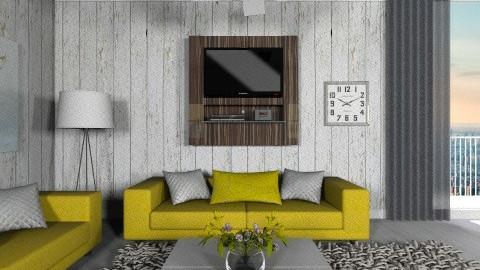 Poe - Minimal - Living room  - by deleted_1566988695_Saharasaraharas
