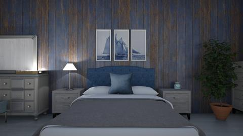 the blues - Country - Bedroom  - by taebay1 OSG