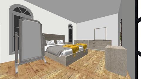 Keveredes  - Living room - by forgacsniki