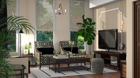 Template Living - Living room  - by randomglitter