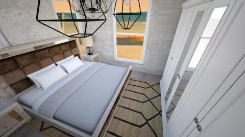 appartamento zen - Minimal - Bedroom  - by maria2013