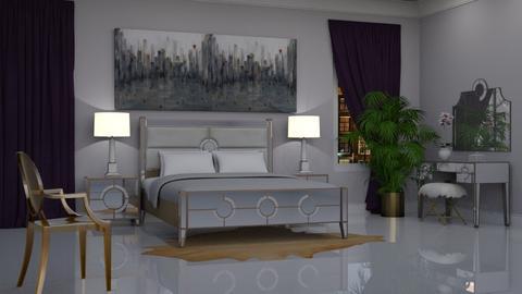 Mystique - Eclectic - Bedroom - by Theadora