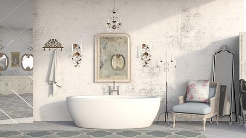 Stand Alone Bath - Vintage - Bathroom  - by jjp513
