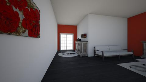 vampire - Living room  - by gracedonia