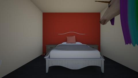 Sanders Sides - Bedroom  - by rainmicah