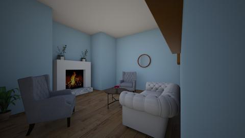Dream Room - Living room  - by shargadon