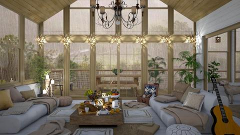 Design 511 Rainy Day Picnic - Living room  - by Daisy320
