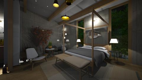 midcentury livingroom - Living room  - by willhenning