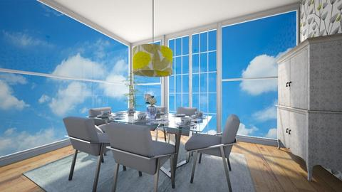 Dining Room - Dining room  - by Chrispow0105