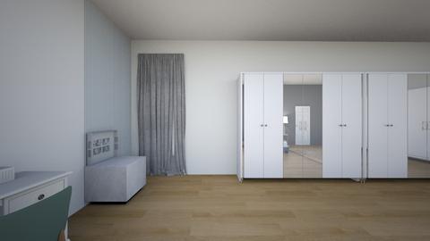 Quarto Laura  - Modern - Bedroom  - by Laura Santana