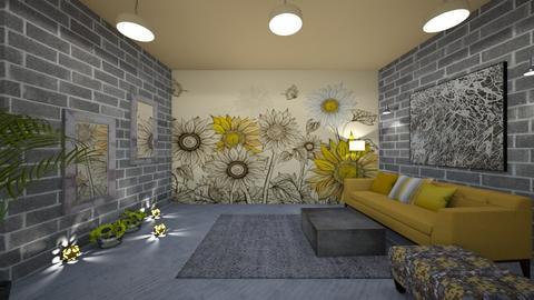 living - Living room  - by nasiha