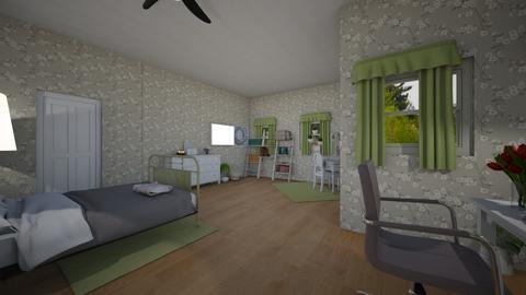 Anaya_little_4 - Feminine - Bedroom  - by pvmsfacs