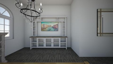 My room - Modern - Bedroom  - by kimorabarnes21