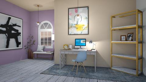 artz office - by gretchen2005