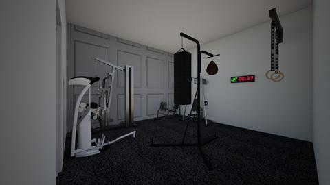 Gym Haven - Modern - by riordan simpson