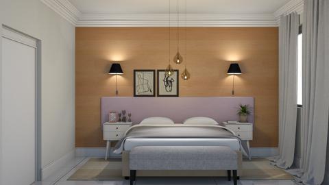 Nosso - Bedroom - by aletamahi