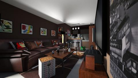 House Bar - by Raven Storme