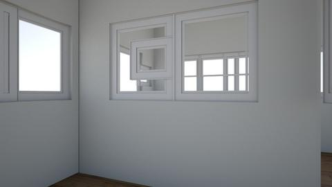 Oficina 1 - Office  - by rocio rosario gutierrez